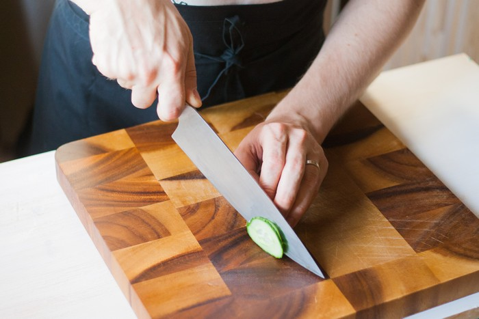 10 кухонных принадлежностей: нож