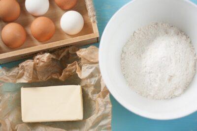 Песочное тесто: ингредиенты