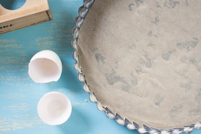 Песочное тесто: форма