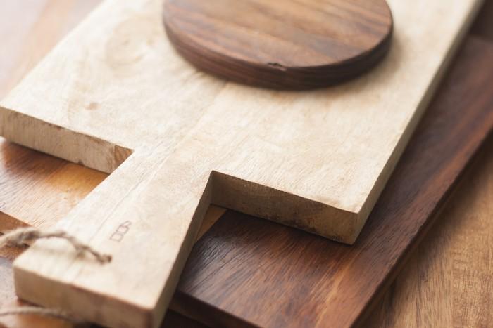 Кухонная утварь: доски