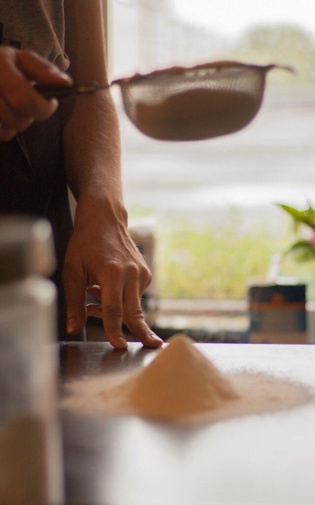 Основы: сладкое песочное тесто