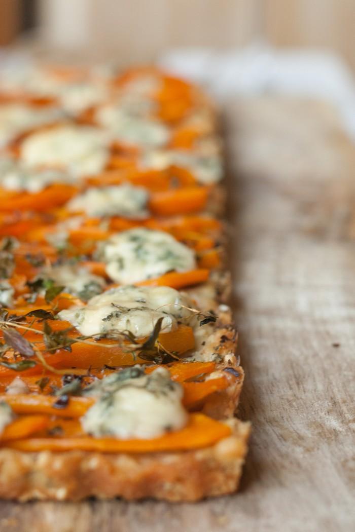 Пряный тыквенный пирог - просто и вкусно
