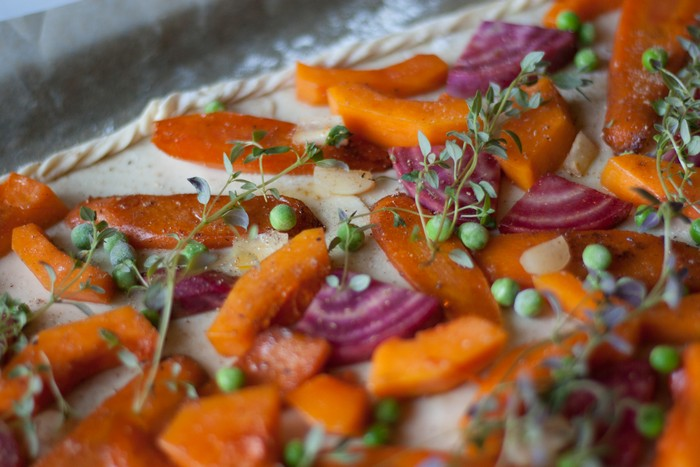 Пирог с морковью: простой рецепт