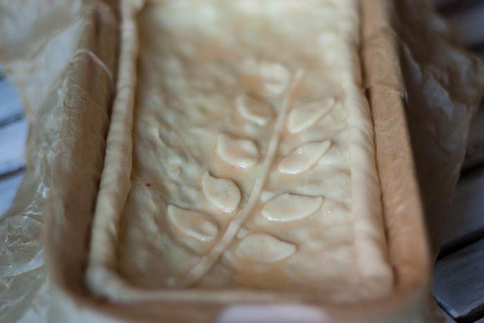 Пирог с курицей: красивый и простой рецепт