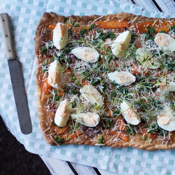 Пирог с морковью: элементарно