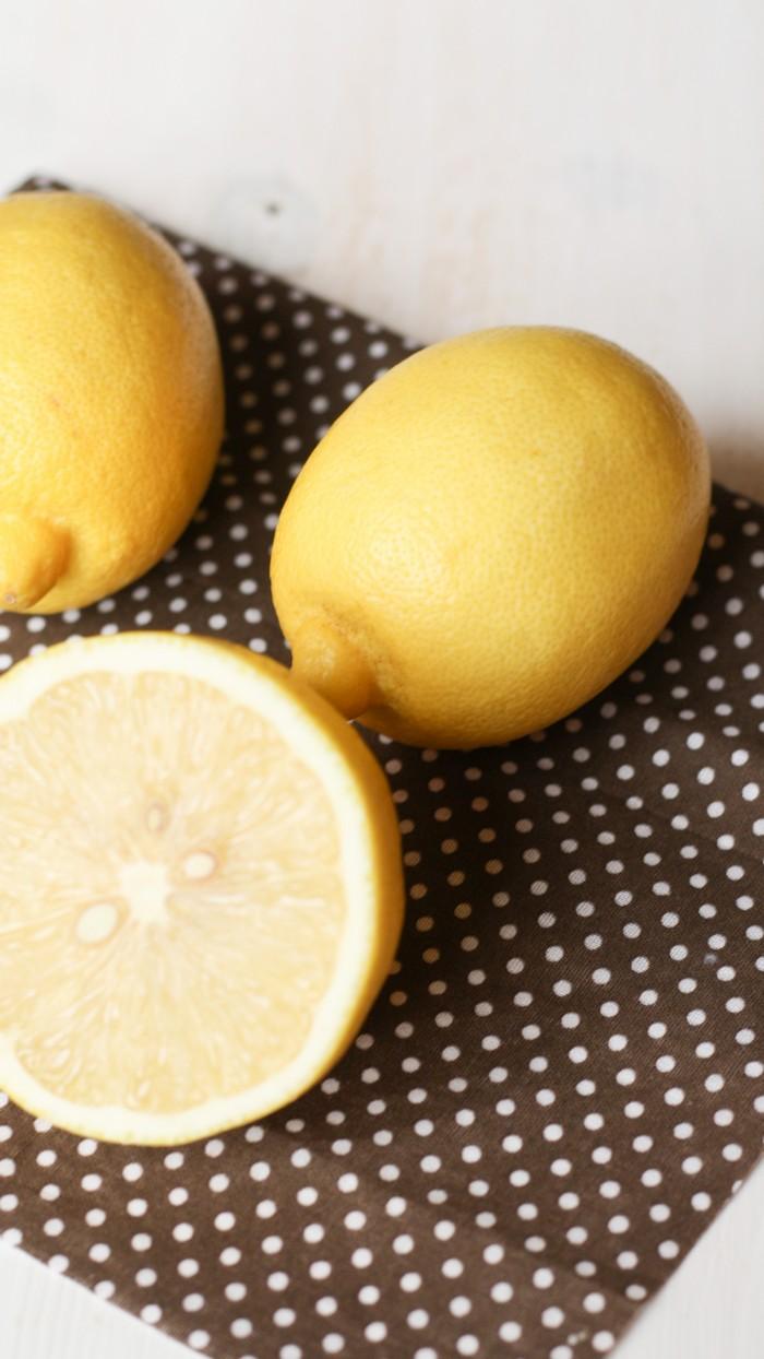 Лимонный курд: основа