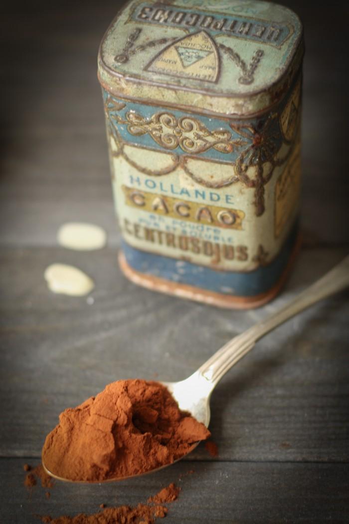 Франжипан: какао