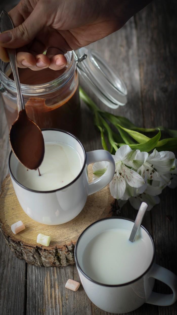 Горячий шоколад: простой рецепт