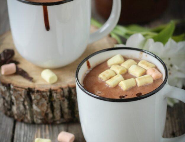 Горячий шоколад: для детей