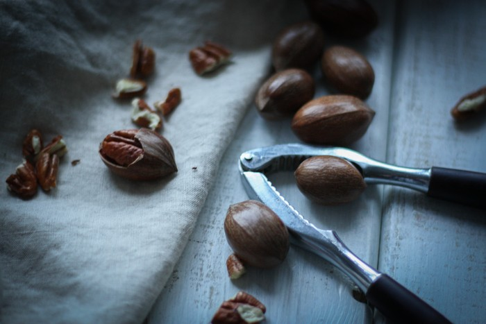 орехи пекан: медитация