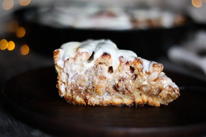 Синнабон - булочка с корицей. Новый рецепт на сайте