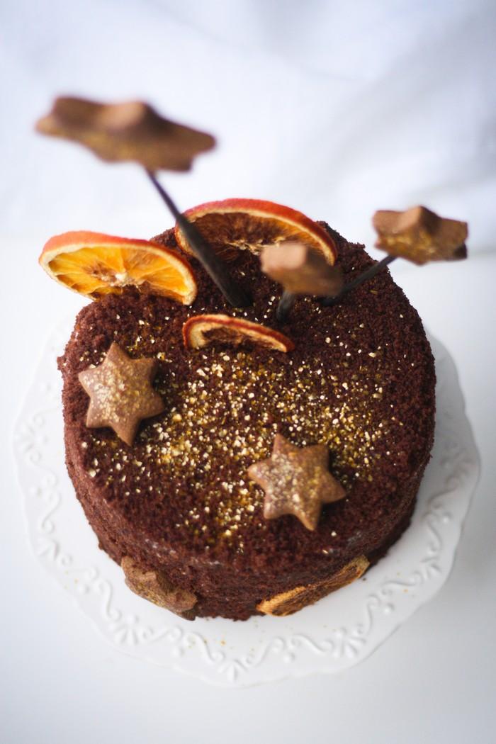 Бархатный торт: рецепт для торжества