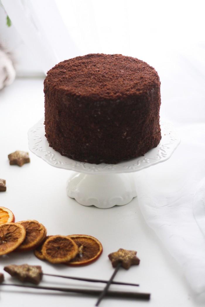 Бархатный торт: изысканная простота