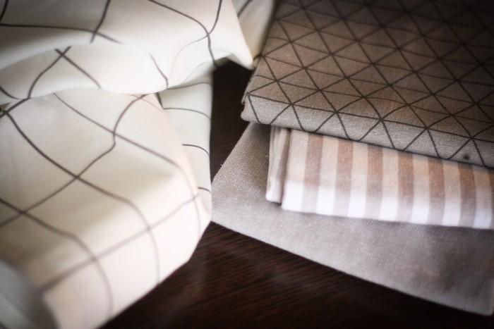 Свой хлеб: полотенца - важная деталь