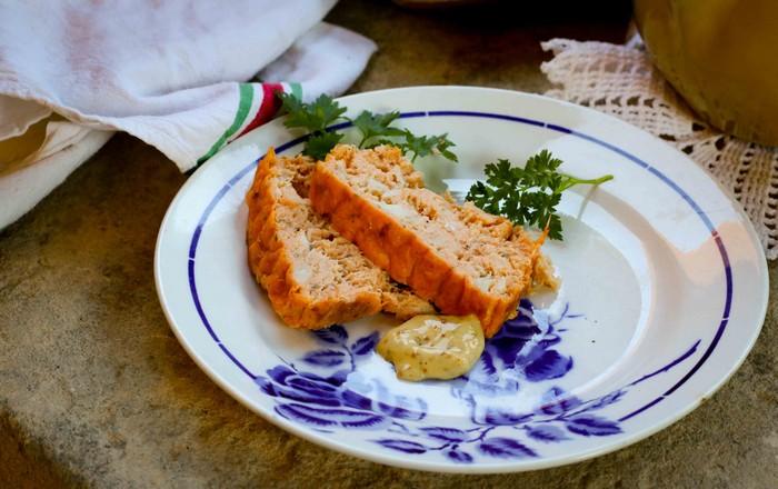 Французская кухня: рыбный хлеб к праздничному столу