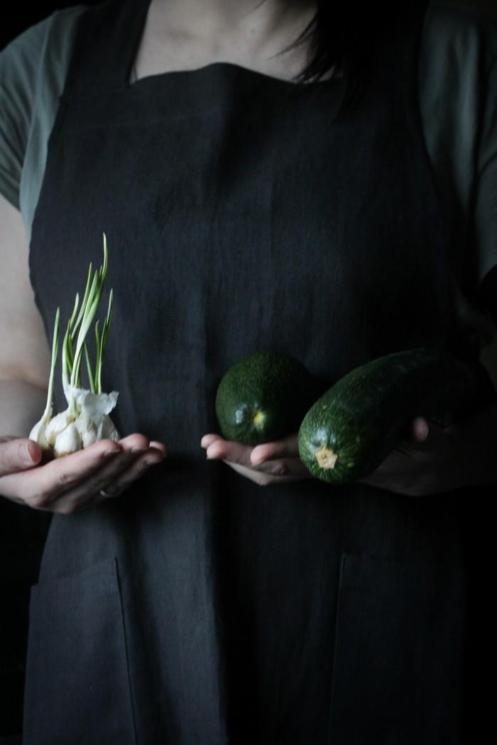 Милфей из овощей