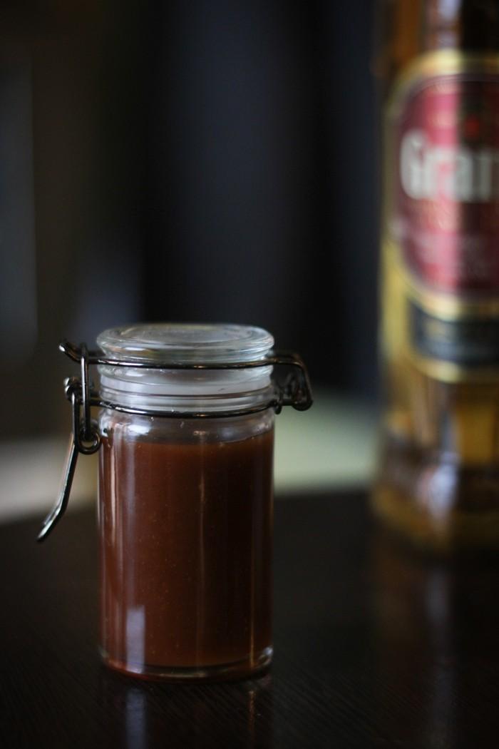 Карамель с виски