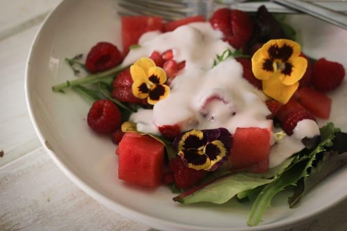 Летний салат: