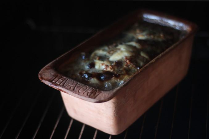 Мясной террин в духовке