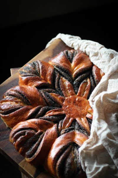 рождественская звезда: пошаговый рецепт