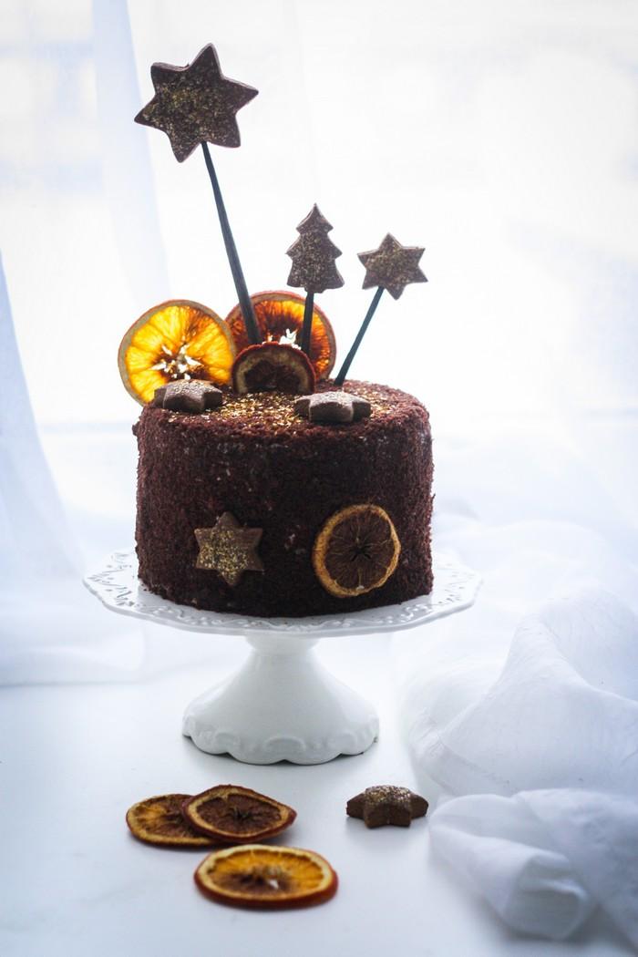 Бархатный торт